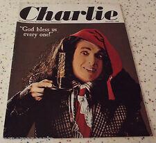 Charlie Magazine December 1968 Tiny Tim Traffic Devon International Ltd New York