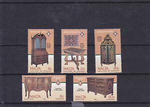 2002 Malta MNH - Antique Furniture