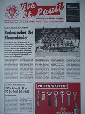 Programm Pokal 2005/06 FC St. Pauli - VfL Bochum