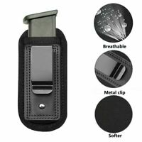 Universal Magazine Holster IWB Clip Ammo Pouch Concealed Fits 7 10 15 For Guns