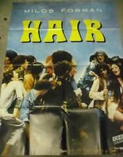 HAIR - John SAVAGE - Milos FORMAN - AFFICHE 120x160/47x63 FRENCH POSTER RR
