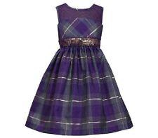 Bonnie Jean Purple Sequin Girls Dress xmas  UK 13 yrs (US16)NWT LAST ONE