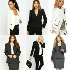 Zara Hip Leather Outer Shell Coats, Jackets & Waistcoats for Women