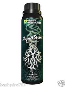 275ml General Hydroponics RapidStart Rooting Enhancer SAVE $$ W/ BAY HYDRO $$
