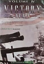 Victory At Sea Volume 4 (DVD, 2006) World War 11 Documentary SEALED NEW