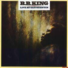 B.B. KING Live At San Quentin CD BRAND NEW  BB King
