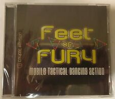 NEW Factory Sealed FEET OF FURY  Game for Sega dreamcast DDR  Dance  Region free