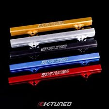 K-Tuned Fuel Rail with EFI fittings RED EP3 DC5 k20 k25 KR-RSX-405