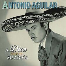 CD / DVD -  Antonio Aguilar A diez Anos De  Su Adios - FAST SHIPPING