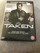 Taken (DVD, 2009) New And Sealed