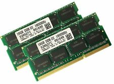 32GB 2x 16GB DDR3 1600 MHz PC3-12800 204 pin Sodimm Laptop Memory 32G RAM DDR3L
