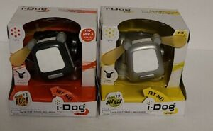 Lot of 2 NEW Sealed Hasbro I-Dog Pup Hip Hop & Rock From 2006 NOS