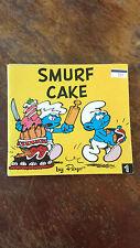 SMURF CAKE  peyo #1 sm/pb