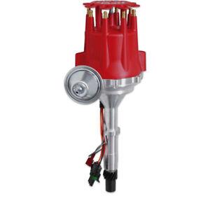 MSD Distributor 8523; Pro-Billet Ready-To-Run Vacuum Advance for AMC 290-401 V8