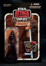Star Wars Attack of the Clones Barriss Offee VC51 Signed NALINE KRISHAN COA