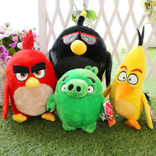 Movie Action figure Feature  Angry Birds THE MOVIE PLUSH Toys COLLECTION