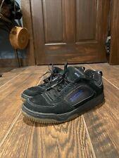 Vintage Vans Heenan Black Skate Shoes Men Size 12