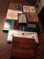 Vintage Collection Vintage Playing Cards 8 Double Decks and 1 Single