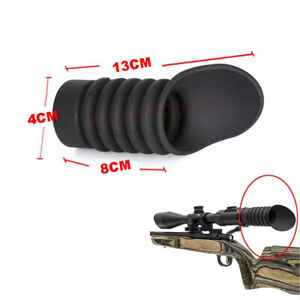 40mm Hunting Rifle Scope Ocular Rubber Recoil Cover Eye Cup Protector Eyeshade