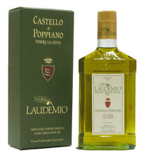 huile d'olive extra vierge Laudemio Castello di Poppiano 1 bouteille 50 cl