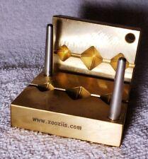 Zooziis Crystal Trio Brass Press