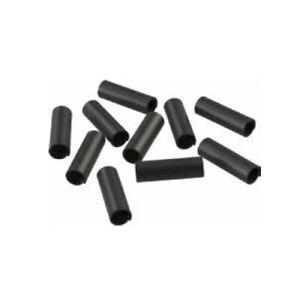 Racktime Gepäckträger-Abriebschutzset schwarz 10 Stück