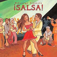 Putumayo Presents: Salsa by Various Artists (CD, Mar-2009, Putumayo)