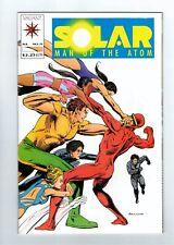 Solar Man Of The Atom #11 From Valiant Comics 1992