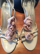 APT.9 Women's JULIENNE Nude Sandals High Heel Shoes Size 9 1/2 M NWOB