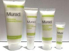 Murad Resurgence Get Glowing Starter Kit: Age-Balancing Night Cream, Serum