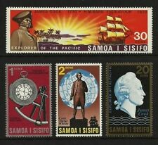 Mint Never Hinged/MNH Single Samoan Stamps (Pre-1962)