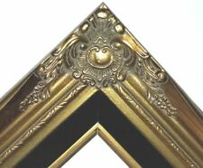 "3"" Gold Wood Antique Classic Picture Frame art gallery 637Gb 16x20"