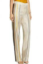 NWT Rag & Bone Smith Women's 4 Cream Silk Cocktail Dress Pants