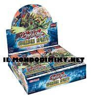 Yu-Gi-Oh!  GUERRIERI SPIRITO 1a edizione box 24 buste italiano