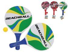 Squash Set Schläger & Ball Strand Ball & Schläger Set Außen- Spielzeug Bälle