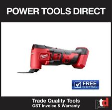 NEW MILWAUKEE 18V M18BMT-0 CORDLESS MULTI TOOL SKIN BARE TOOL ONLY