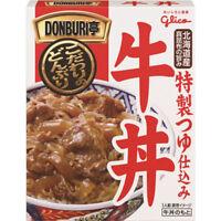 Glico Japanese Donburi Sauce Tei Gyudon Beef Bowl 160g