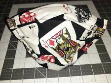1 Cotton Fabric Face Mask - Blackjack, Craps, Cards, Dice, Pet & Smoke Free