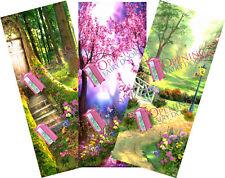 Opening Fairy Door BACKGROUND PICTURES - 3 Pack - Australian Made