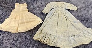 Vintage Outfit For French Or German Bisque Doll