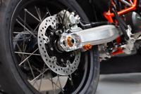 EVOTECH NOTTOLINI SUPPORTO ERGAL CAVALLETTO POSTERIORE KTM 690 SMC R 2019