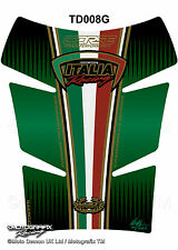 Ducati Monster 1993 - 2008 Motorcycle Tank pad Tankpad Motografix Gel Protector