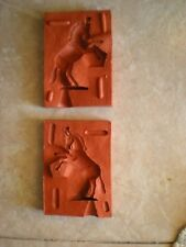 Carousel Prancing Horse - Silicone Rubber Mold #SR..........
