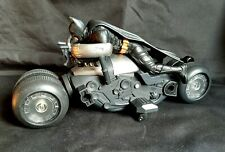 Rara RC Batman Bat Pod Bicicleta de comando U-DC Comics The Dark Knight Rises no remoto