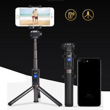 360° Wireless Bluetooth selfie Stick Mini Stativ erweitert für iPhone X Android