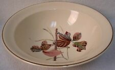 NORITAKE china COUNTRY DIARY-EDWARDIAN LADY Round Vegetable Serving Bowl @9-1/4""