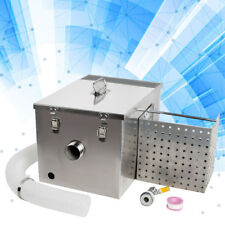 Durable Grease Trap Interceptor For Restaurant Wastewater Removable Baffles