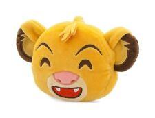 """NEW Disney Rewards The Lion King Simba """"Emoji"""" Double Sided Plush Free Shipping!"""