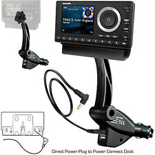 Car Satellite Radio Receiver Mounting Kit Sirius XM Vehicle Portable Dock Music