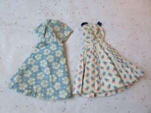 Vintage Barbie clone darling dresses Miss Suzette, Fab Lu